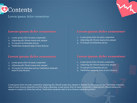 Health Applications PowerPoint Template, Slide 2, 15205, Medical — PoweredTemplate.com