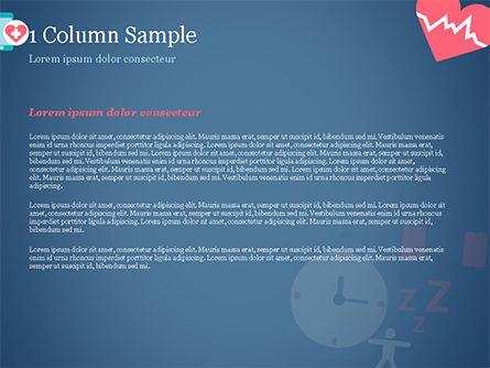 Health Applications PowerPoint Template, Slide 4, 15205, Medical — PoweredTemplate.com