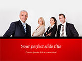 People: Commercieel Team PowerPoint Template #15212