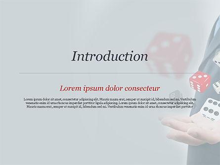 Gambling Concept PowerPoint Template, Slide 3, 15215, Business Concepts — PoweredTemplate.com