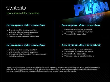 Blockchain Project Plan PowerPoint Template, Slide 2, 15228, Business Concepts — PoweredTemplate.com
