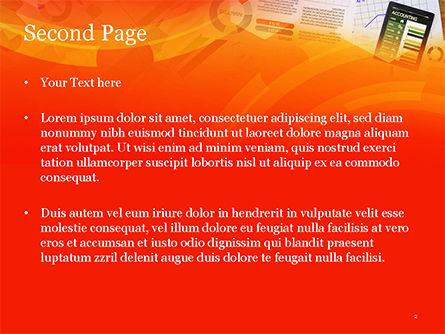 Analytics Research PowerPoint Template, Slide 2, 15233, Business Concepts — PoweredTemplate.com