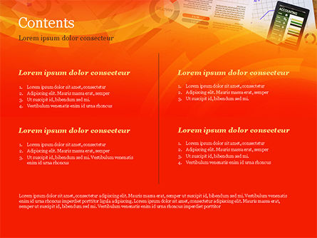Analytics Research PowerPoint Template, Slide 2, 15233, Business Concepts — PoweredTemplate.com