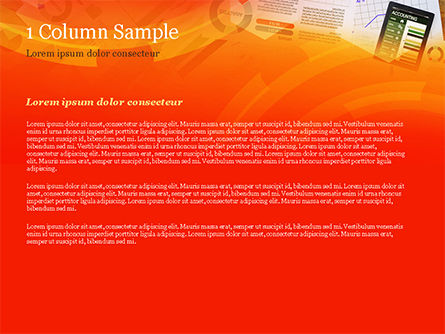 Analytics Research PowerPoint Template, Slide 4, 15233, Business Concepts — PoweredTemplate.com
