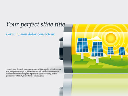 Alternative Energy Concept PowerPoint Template and Google Slides Theme