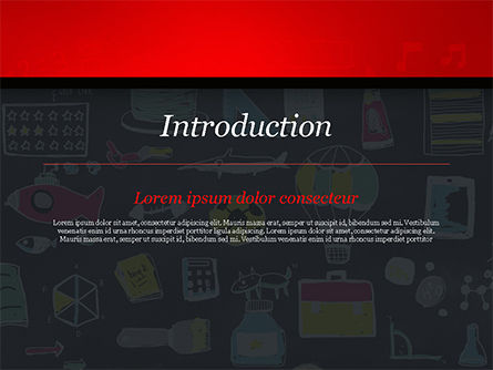 Extracurricular Activities PowerPoint Template, Slide 3, 15245, Education & Training — PoweredTemplate.com