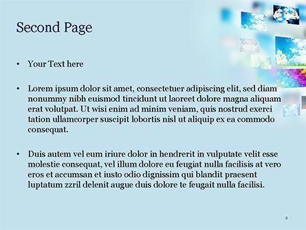 Photostock PowerPoint Template, Slide 2, 15268, Technology and Science — PoweredTemplate.com
