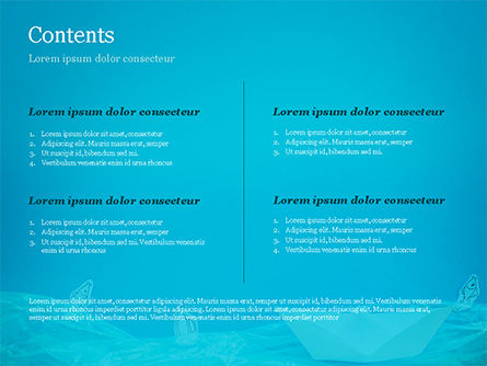 Marine Pollution Concept PowerPoint Template, Slide 2, 15293, Nature & Environment — PoweredTemplate.com