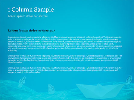 Marine Pollution Concept PowerPoint Template, Slide 4, 15293, Nature & Environment — PoweredTemplate.com