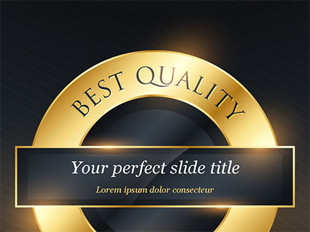 Business Concepts: Best Quality PowerPoint Template #15305