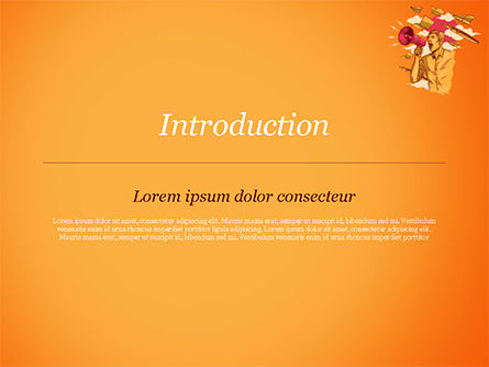 The Power Of Words PowerPoint Template, Slide 3, 15318, Careers/Industry — PoweredTemplate.com