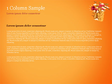 The Power Of Words PowerPoint Template, Slide 4, 15318, Careers/Industry — PoweredTemplate.com
