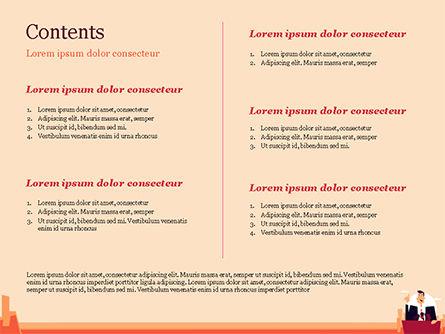 Politician PowerPoint Template, Slide 2, 15331, Politics and Government — PoweredTemplate.com