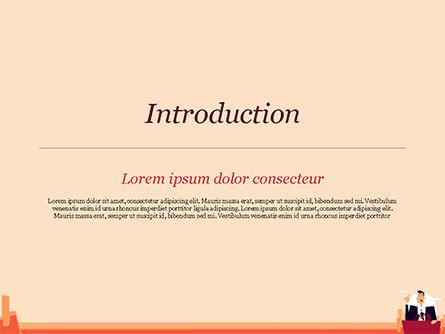 Politician PowerPoint Template, Slide 3, 15331, Politics and Government — PoweredTemplate.com