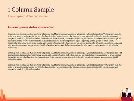 Politician PowerPoint Template, Slide 4, 15331, Politics and Government — PoweredTemplate.com