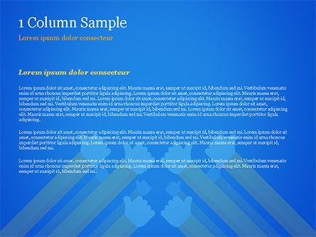 Congratulations Concept PowerPoint Template, Slide 4, 15370, Business Concepts — PoweredTemplate.com