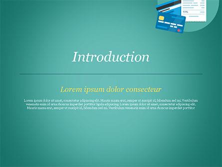 Payment Receipt PowerPoint Template, Slide 3, 15375, Financial/Accounting — PoweredTemplate.com