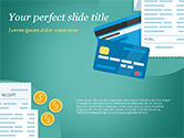 Financial/Accounting: Betalingsbewijs PowerPoint Template #15375
