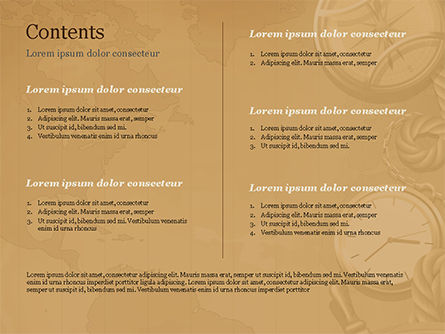 Adventure Background PowerPoint Template, Slide 2, 15388, Careers/Industry — PoweredTemplate.com
