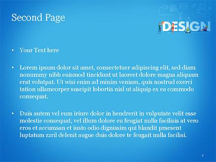 Design PowerPoint Template, Slide 2, 15426, Careers/Industry — PoweredTemplate.com