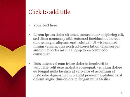 Abstract Envelope PowerPoint Template, Slide 3, 15483, Abstract/Textures — PoweredTemplate.com