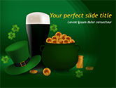 Holiday/Special Occasion: St. Patrick's Day Symbols PowerPoint Template #15493
