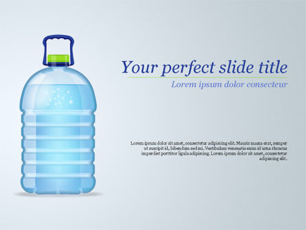 Water Delivery Free Presentation Template For Google