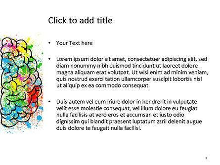Mindset PowerPoint Template, Slide 3, 15500, Education & Training — PoweredTemplate.com