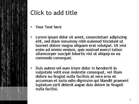 Malware PowerPoint Template, Slide 3, 15505, Careers/Industry — PoweredTemplate.com