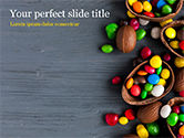 Holiday/Special Occasion: Easter Sweets PowerPoint Template #15515