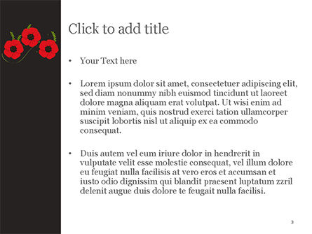 Anzac Day PowerPoint Template, Slide 3, 15523, Holiday/Special Occasion — PoweredTemplate.com