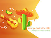Holiday/Special Occasion: Mexican Fiesta PowerPoint Template #15540