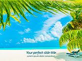 Nature & Environment: Caribbean PowerPoint Template #15608