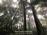 Nature & Environment: Templat PowerPoint Hutan Hujan Tropis #15639