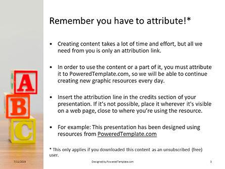 Primary School Concept Presentation, Slide 3, 15762, Education & Training — PoweredTemplate.com