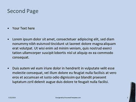 High-rise Building Presentation, Slide 2, 15804, Construction — PoweredTemplate.com