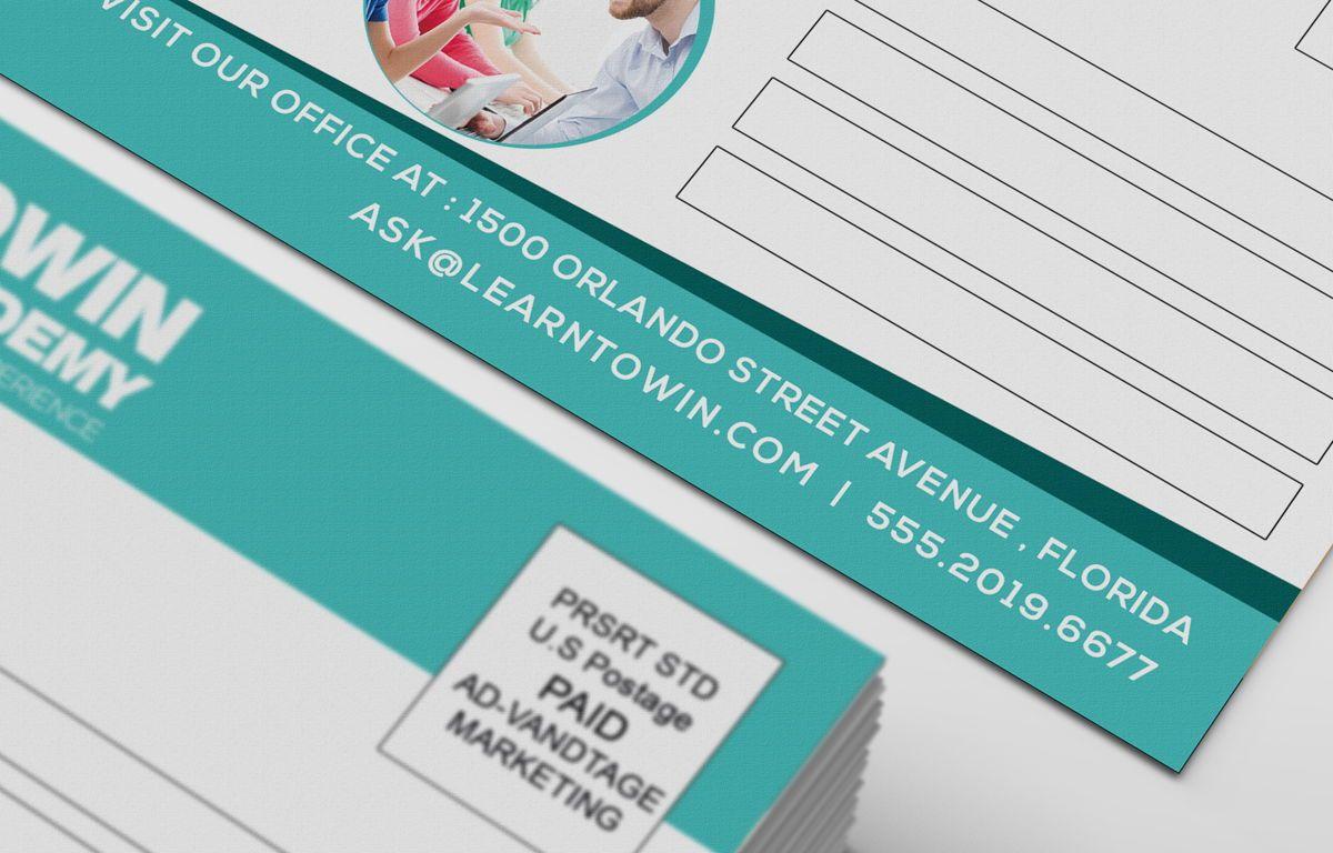 Tutoring Academy Promotion PostCard, Diapositive 7, 08667, Éducation / Formation — PoweredTemplate.com