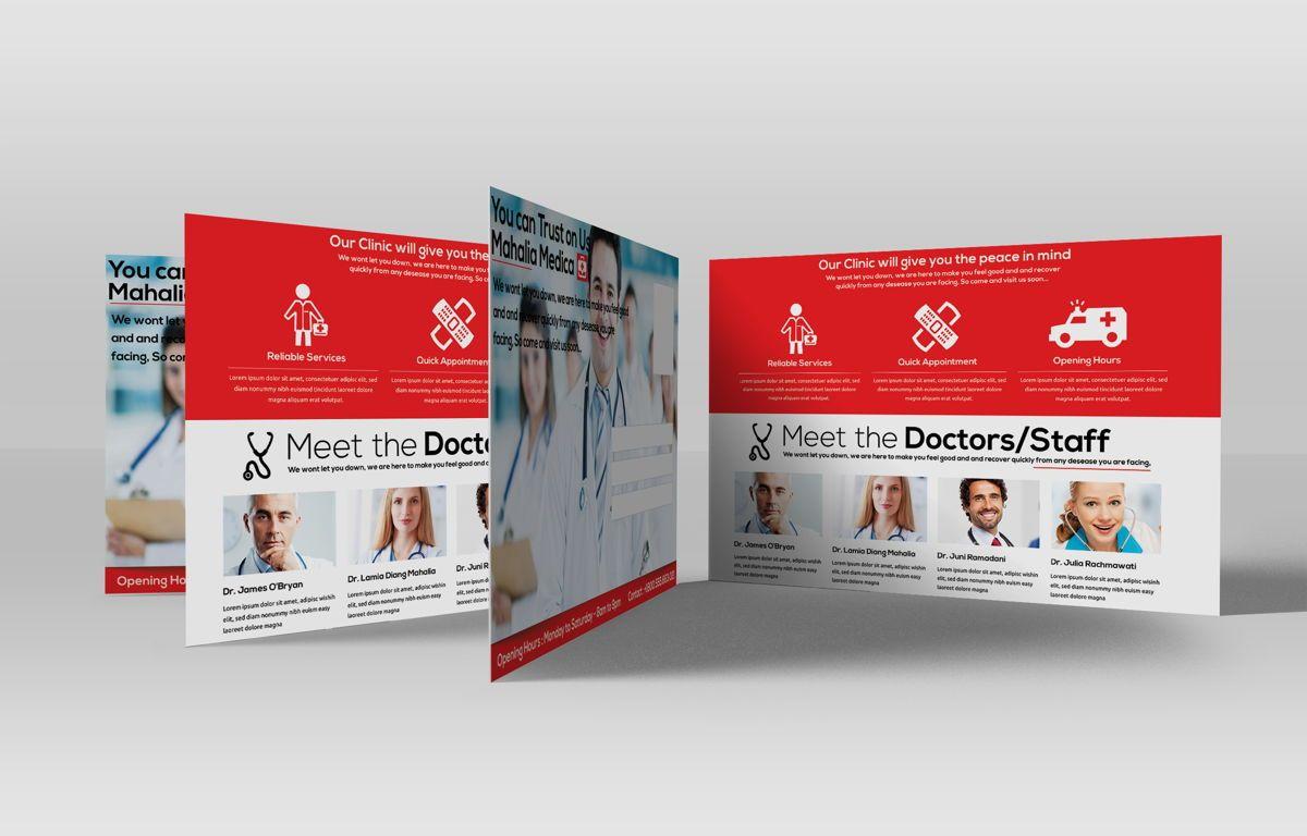 Medica Health Center PostCard, Slide 4, 08677, Business — PoweredTemplate.com
