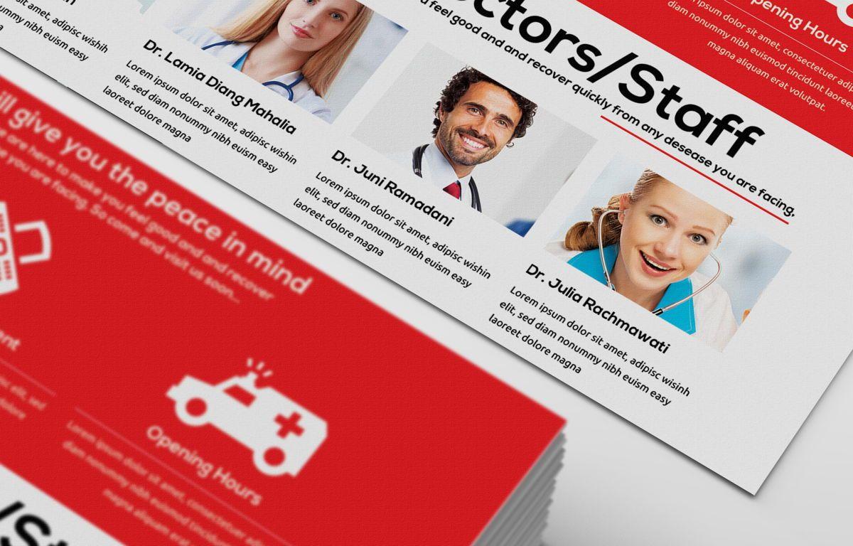 Medica Health Center PostCard, Slide 5, 08677, Business — PoweredTemplate.com