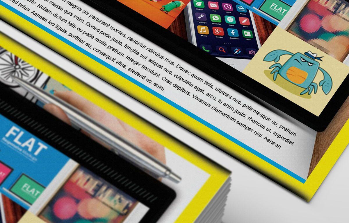 Graphics Design Studio PostCard, Slide 5, 08718, Business — PoweredTemplate.com