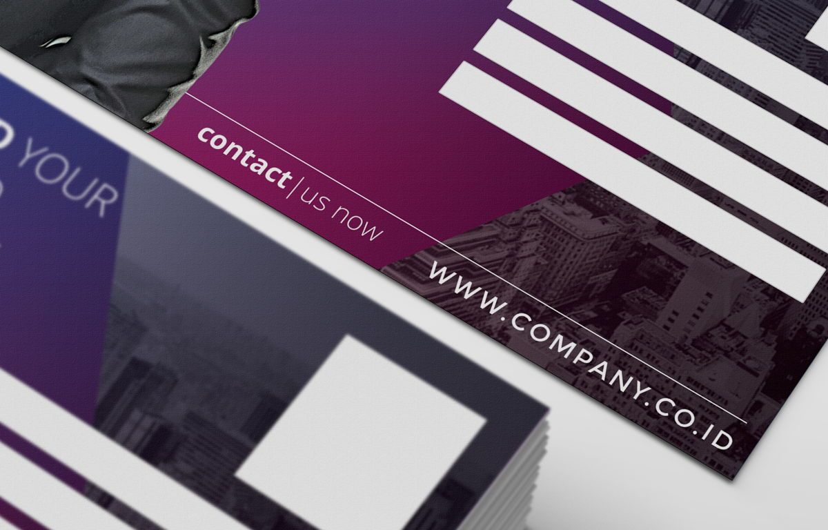 Company PostCard Template, Slide 7, 08738, Business — PoweredTemplate.com