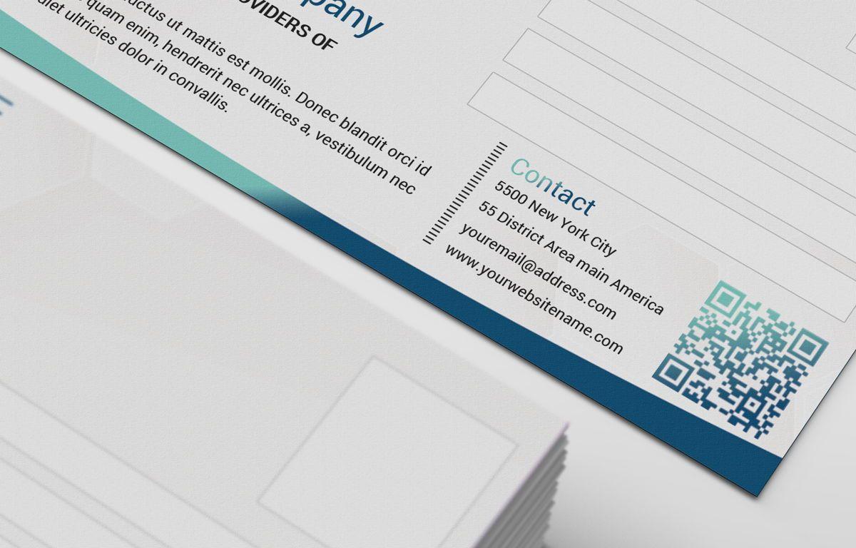 Company PostCard Template, Slide 6, 08739, Business — PoweredTemplate.com