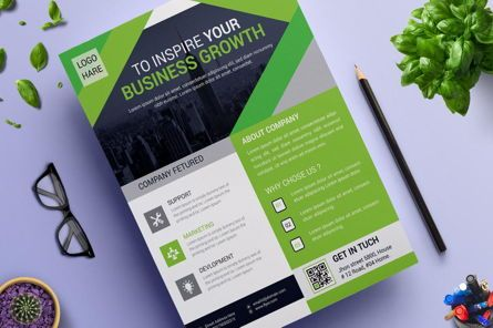 Business: Corporate Business Flyer Vol 14 #08826