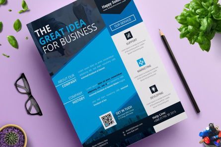 Business: Corporate Business Flyer Vol 16 #08832