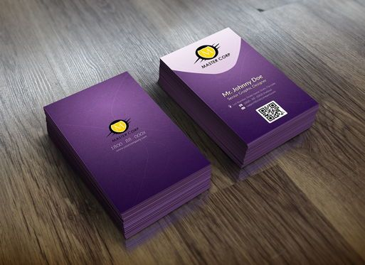 Abstract/Textures: Corporate Business Card template #08860