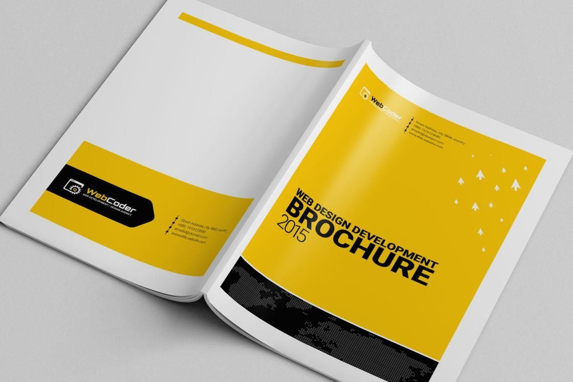 Web Design and Development Agency InDesign Brochure Template, Slide 7, 08872, Consulting — PoweredTemplate.com