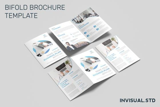 Business: Business - Bifold Brochure #08941