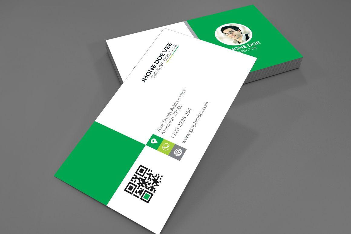 Generative - Multipurpose Business Card Template, Slide 3, 09034, Business — PoweredTemplate.com