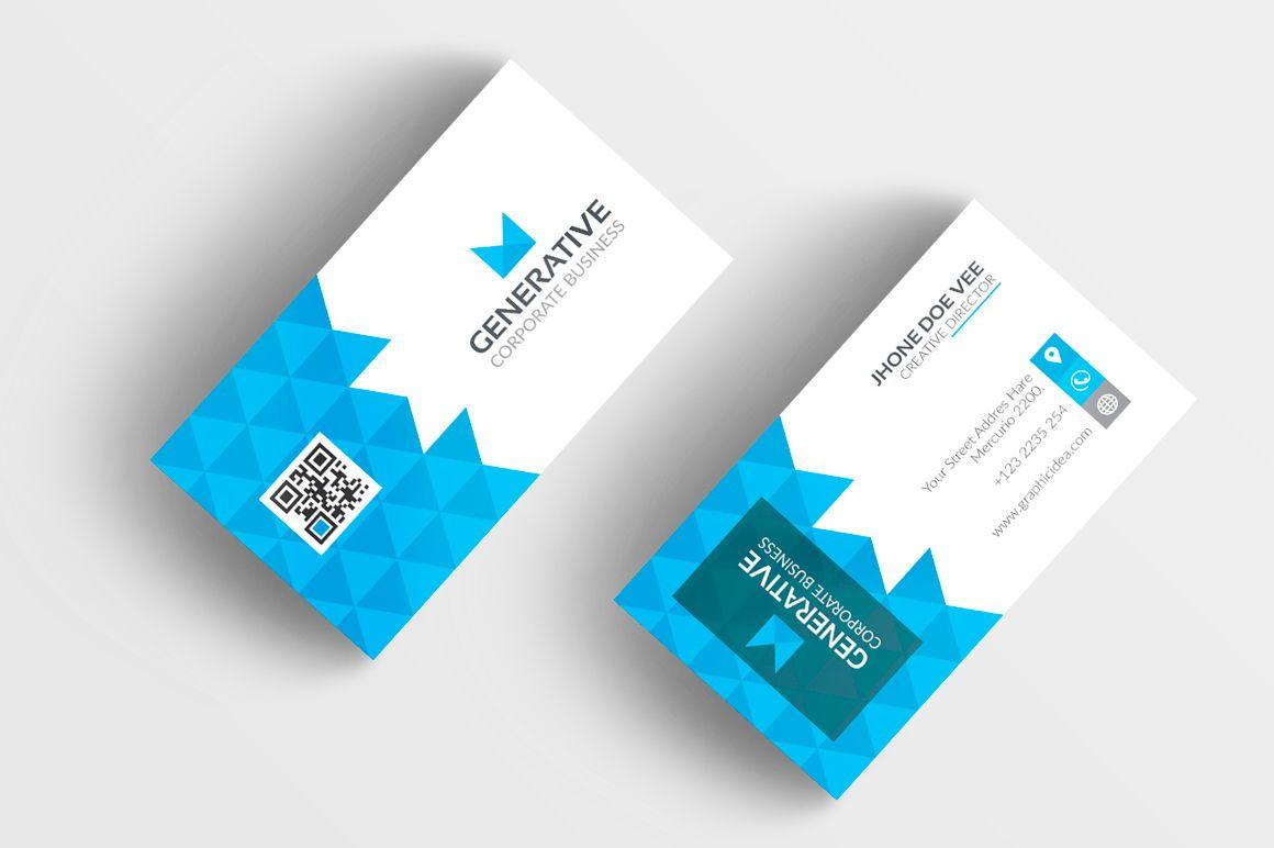 Generative - Corporate Identity Template, スライド 2, 09035, 抽象/テクスチャ — PoweredTemplate.com
