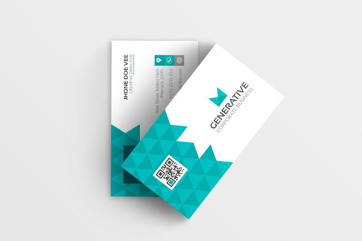 Generative - Corporate Identity Template, スライド 3, 09035, 抽象/テクスチャ — PoweredTemplate.com